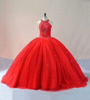 Memorable Real Factory Products No PS Very Puffy Vestidos De Ball Gown Red