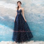 Scoop 3D Florets Shining Plaid Linear Stripe Lace Runway Pageant Dress Toastmaster